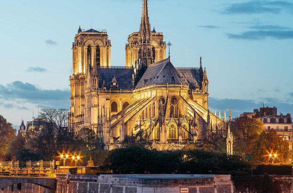 Les Rosaces de Notre Dame de Paris