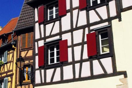 Les Maisons à Colombages Alsaciennes