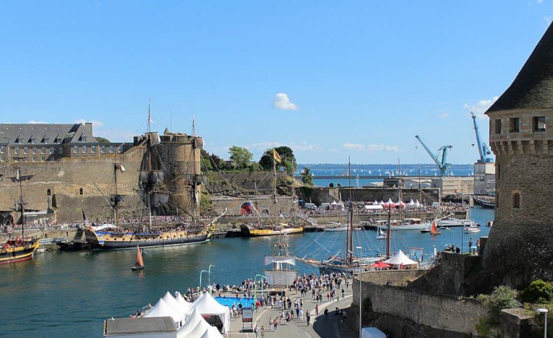 Brest: métropole océane entre tradition et modernité