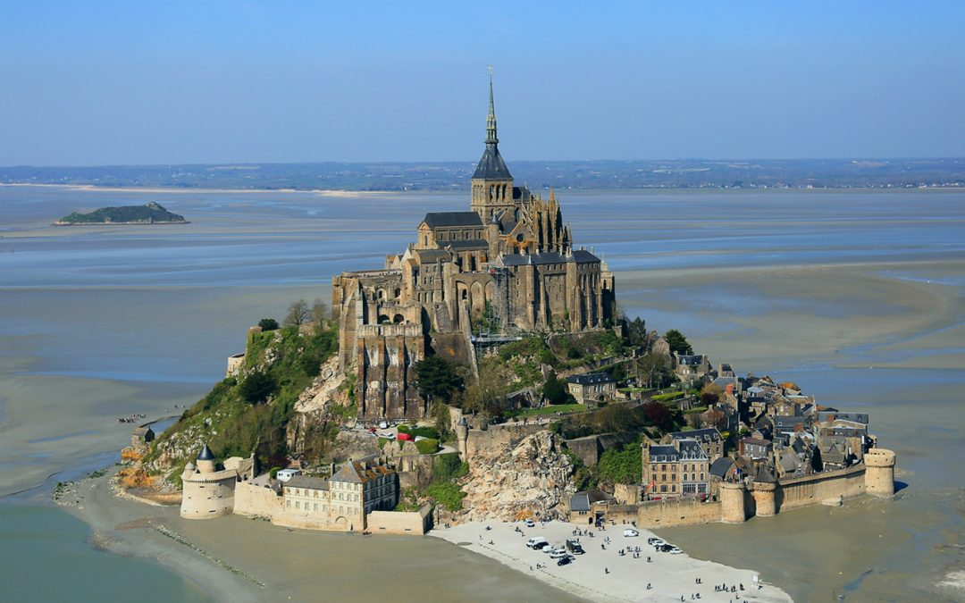 Le Mont St Michel: Breton ou Normand?