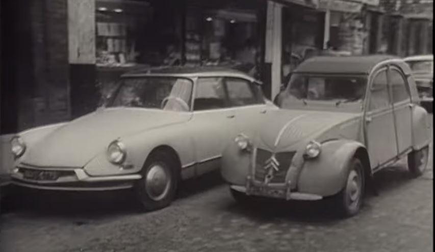 Se garer à Paris: hier et aujourd'hui